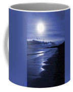 Sun At The Shore II Coffee Mug