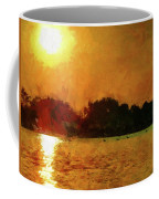 Sun Burned Coffee Mug