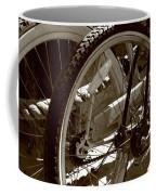 Sun Cruiser Wheels Coffee Mug
