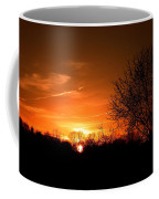 Sun Down  Coffee Mug