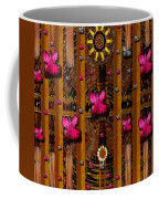 Sun Rose Garden Coffee Mug