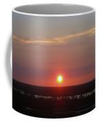 Sun Set On The Bayou Coffee Mug