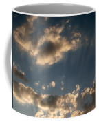 Sunbeams From Heaven Coffee Mug