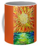 Sunburst Coffee Mug