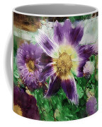 Sunburst In Lavender Coffee Mug