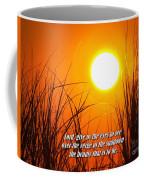 Sundown Beauty Coffee Mug