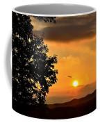 Sundown In Ellijay Coffee Mug