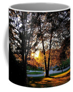 Sundown In Stanley Park Coffee Mug