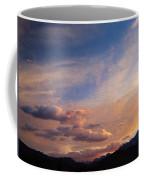 Sundown On The Sierras Coffee Mug