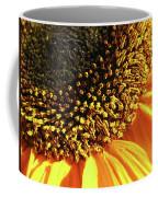 Sunflower Edge Coffee Mug