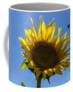 Sunflower For Snack Coffee Mug
