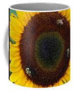 Sunflower Gathering Coffee Mug