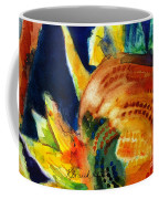 Sunflower Head 3 Coffee Mug