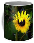 Sunflower One Coffee Mug
