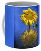 Sunflower Reflection Coffee Mug
