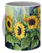 Sunflower Serenade Coffee Mug