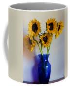 Sunflower Still Life Coffee Mug