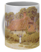 Sunflowers By Helen Allingham Coffee Mug