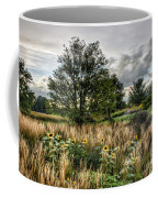Sunflowers In Bloom Coffee Mug