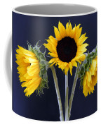 Sunflowers Three Coffee Mug