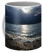 Sunlight And Waves Coffee Mug