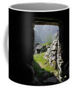 Sunlight Coming In Coffee Mug