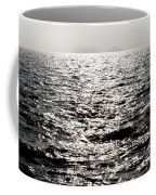 Sunlight On A Lake With Islands Coffee Mug