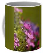 Sunlit Cosmos Coffee Mug