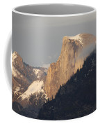 Sunlit Half Dome Coffee Mug
