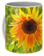 Sunny Bright Sunflower Coffee Mug