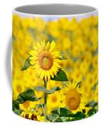 Sunny Disposition Coffee Mug