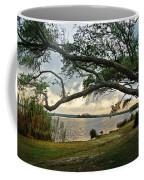 Sunrise Across The Lagoon Coffee Mug