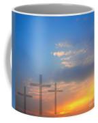 Sunrise And Easter Theme Coffee Mug