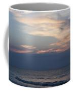 Sunrise And Surf Coffee Mug