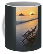 Sunrise At Lanikai Coffee Mug