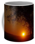 Sunrise At Maryhille  Coffee Mug