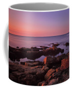 Sunrise At Otter Point Coffee Mug