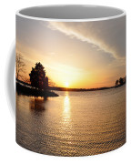 Sunrise At St Michaels Coffee Mug