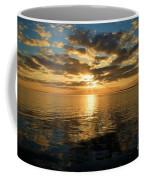 Sunrise At The Banks Coffee Mug