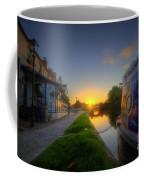Sunrise At The Boat Inn Coffee Mug