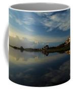 Sunrise At The Outer Banks Coffee Mug
