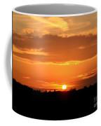 Sunrise August 1 2012 Coffee Mug
