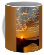 Sunrise Bayou Coffee Mug