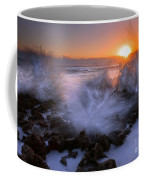 Sunrise Explosion Coffee Mug