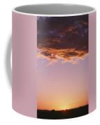 Sunrise In Arizona Coffee Mug