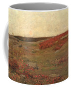Sunrise In Autumn Coffee Mug