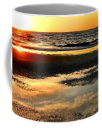 Sunrise In Jekyll Island Coffee Mug