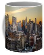 Sunrise In The City II Coffee Mug