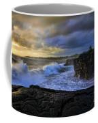 Sunrise Near Hilo Hawaii Coffee Mug