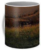 Sunrise On Wild Grasses II Coffee Mug